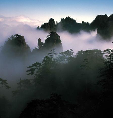 2010黄山摄影获奖作品