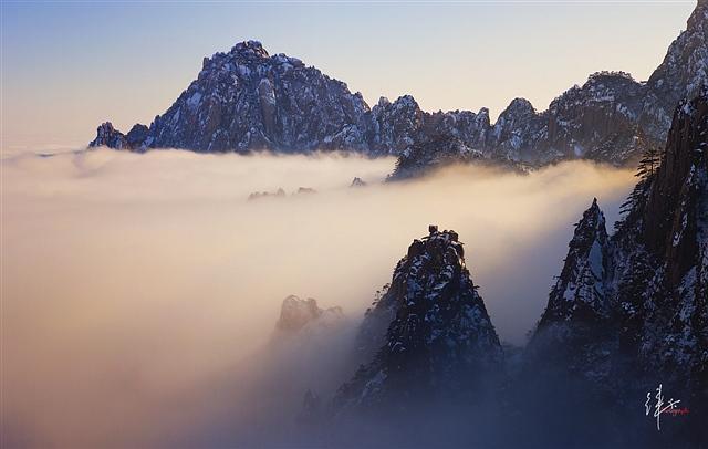 黄山摄影团