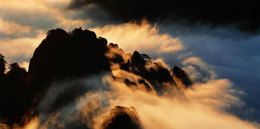 张永富黄山摄影作品