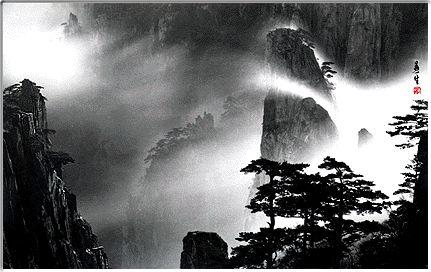 汪芜生黄山摄影作品