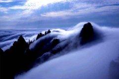 冬季宏村、黄山冬雪摄影团