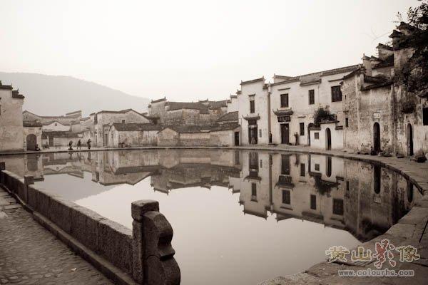 宏村摄影摄影攻略(攻略)_湛江旅游|黄山旅游|黄黄山到珠海自驾游图文图片