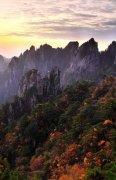 塔川红叶、黄山摄影团