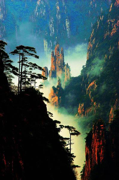 2010中国黄山(国际)风光摄影大展获奖作品