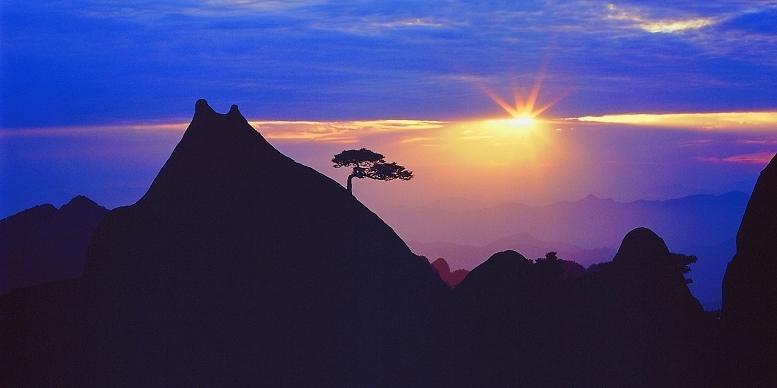 黄山日出的时间表