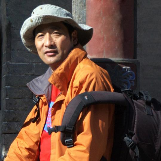黄山摄影家: 邓根宝