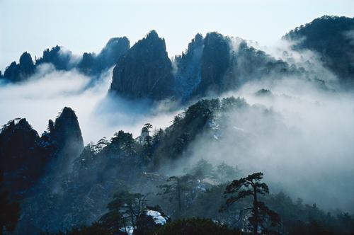 春季黄山摄影团