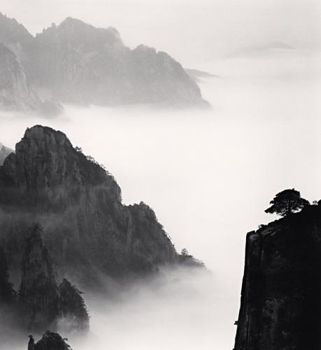 英国摄影师michael kenna黑白黄山摄影作品(图)(4)