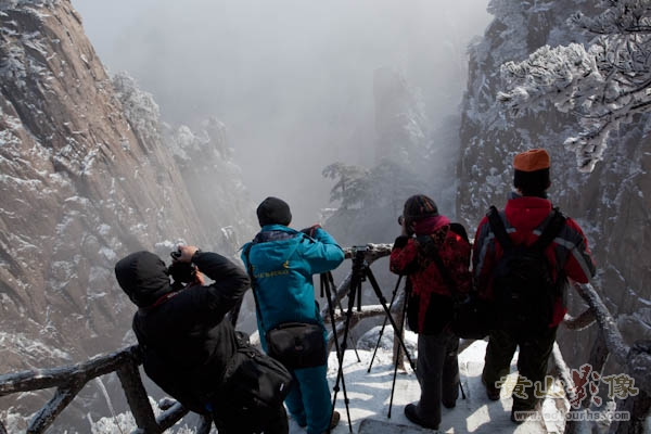 为什么要参加黄山摄影团