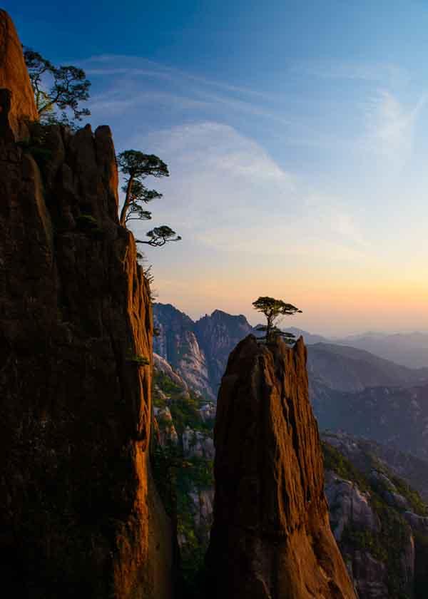 黄山风景区摄影作品
