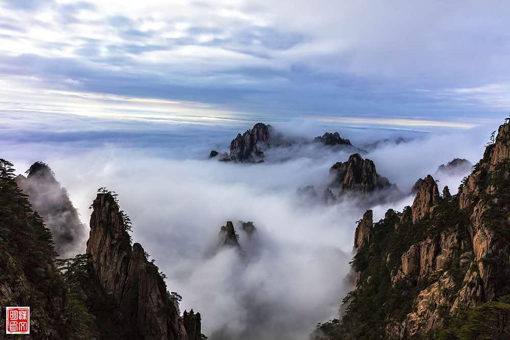 2016年4月27日上午黄山景区天气预报