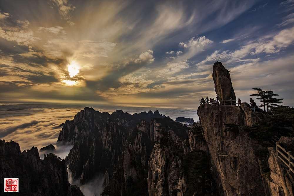 2016年4月27日下午黄山景区天气预报